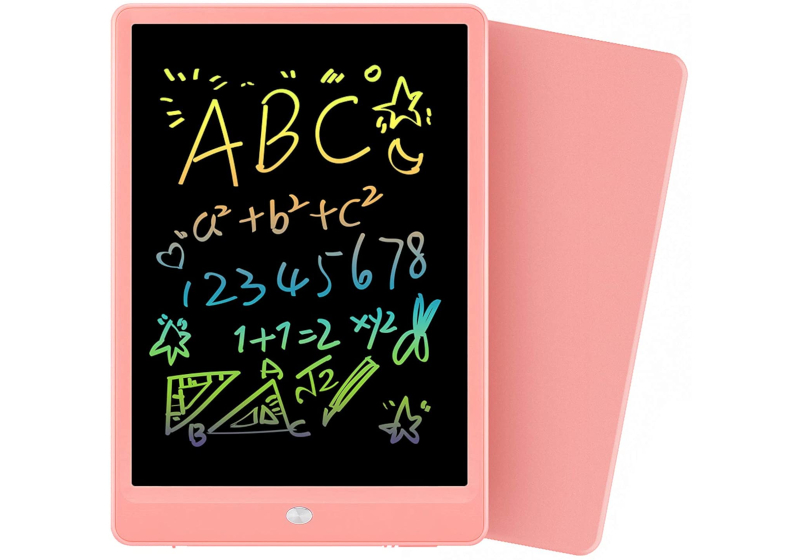 color lcd writing tablet