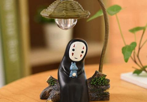 spirited away no face man night lamp